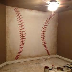 48 best images about kid s rooms on pinterest little girl rooms baseball bats and wall mural