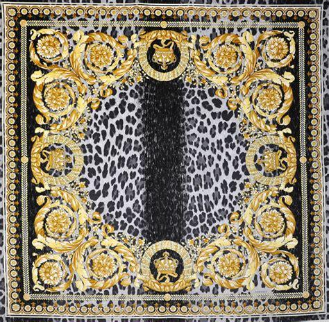 Versace Fabric Upholstery by Versace Crown Vanity Velvet Fabric Panel 54 Quot Ebay