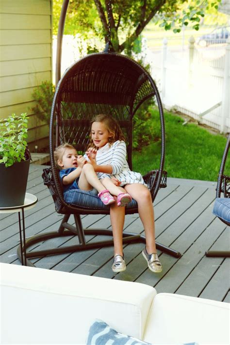 big lots porch swing 25 best ideas about hanging chair stand on pinterest