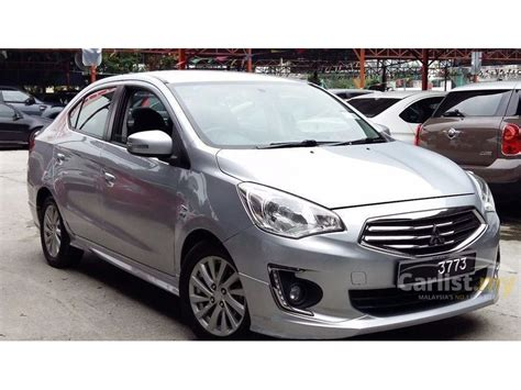 Mitsubishi Attrage 2014 Se 1 2 In Kuala Lumpur Automatic