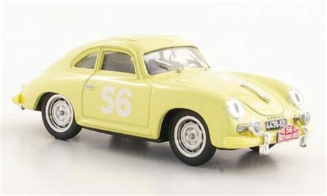 Die Cast 1 87 Porche 256b 1959 porsche 356 no 56 gacon buchet rally monte carlo 1959