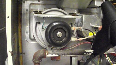 inducer fan motor noise carrier furnace noisy carrier furnace inducer motor