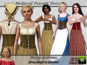 simromi s medieval peasant dress af ya