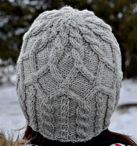 pattern knitting a hat merrick hat pattern knitting patterns and crochet