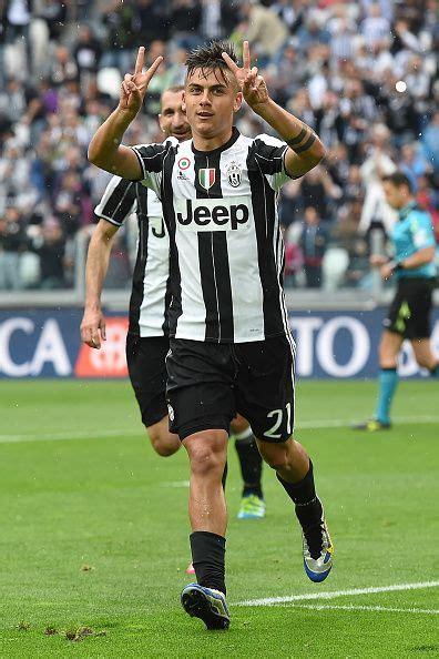 men s hairstyles us sassuolo calcio v juventus serie a paulo dybala of juventus fc celebrates after scoring his
