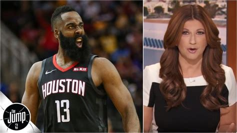 youtube rachel nichols the jump james harden is not for everyone and that s ok rachel