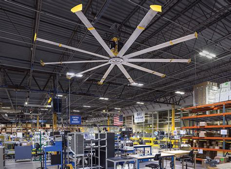 industrial shop ceiling fans can industrial fans and welding mix the fabricator