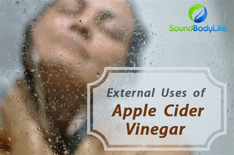 Can You Detox Your With Apple Cider Vinegar by Apple Cider Vinegar Can Detox Eu