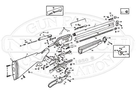 marlin c 9 parts diagram model 336 identifier shooters forum