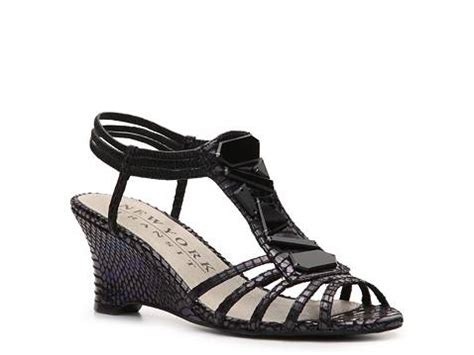 new york transit shoes new york transit must want wedge sandal dsw