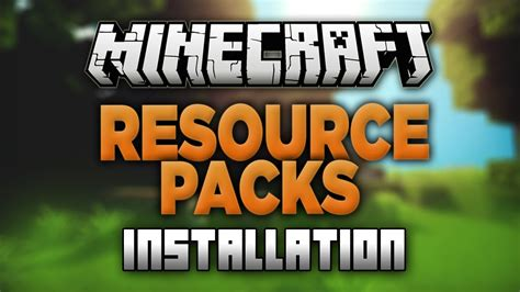 how to install minecraft texture packs on a mac how to install resource packs in minecraft 1 12 2