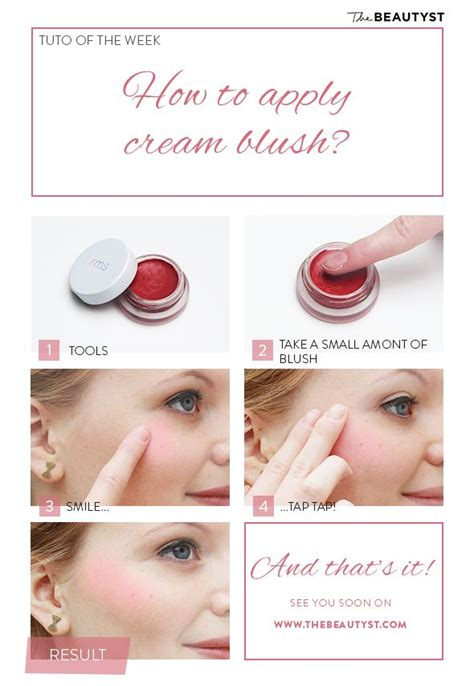 Hdtv Applied To Make Up by Make Up Tip How To Apply Blush Makeup