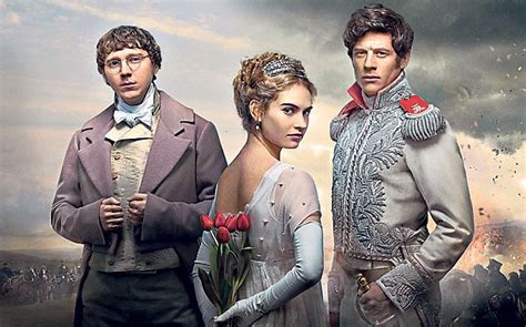 lifetime channel war and peace cast war and peace episode one review a sweepingly beautiful