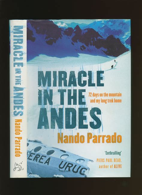 Miracle In The Andes Secondhand Books Used Textbooks Out Of Print Books Antiquarian Books