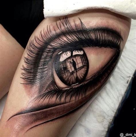 tattoo of an eye eye tattoos tatting and
