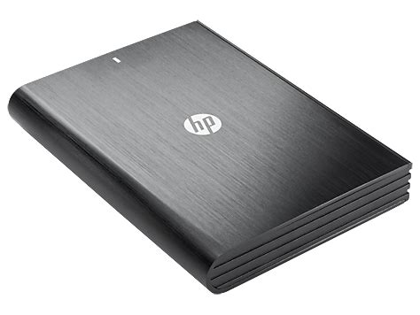 Harddisk Hp hp p2050 500gb black portable drive h6t31aa hp 174 africa