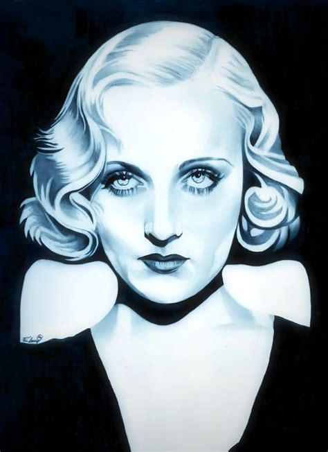 carol color carole lombard in living color by thenightgallery on