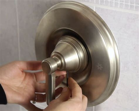 how to replace a shower valve cartridge