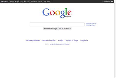 design google page google une page d accueil encore plus 233 pur 233 e un nouveau