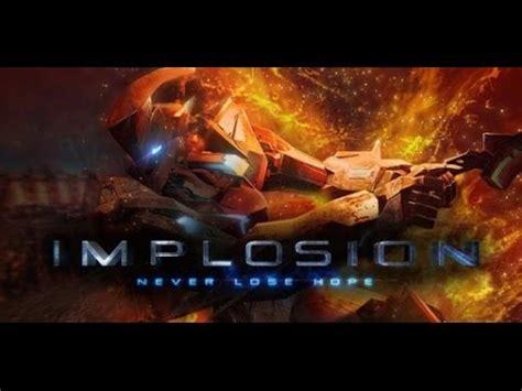 Implosion Full Version V1 0 9 | implosion never lose hope apk v1 0 9 hack full coin