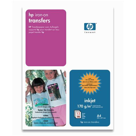 hp printer iron on transfer paper 088698198070 upc hp paper iron on transfers f upc lookup
