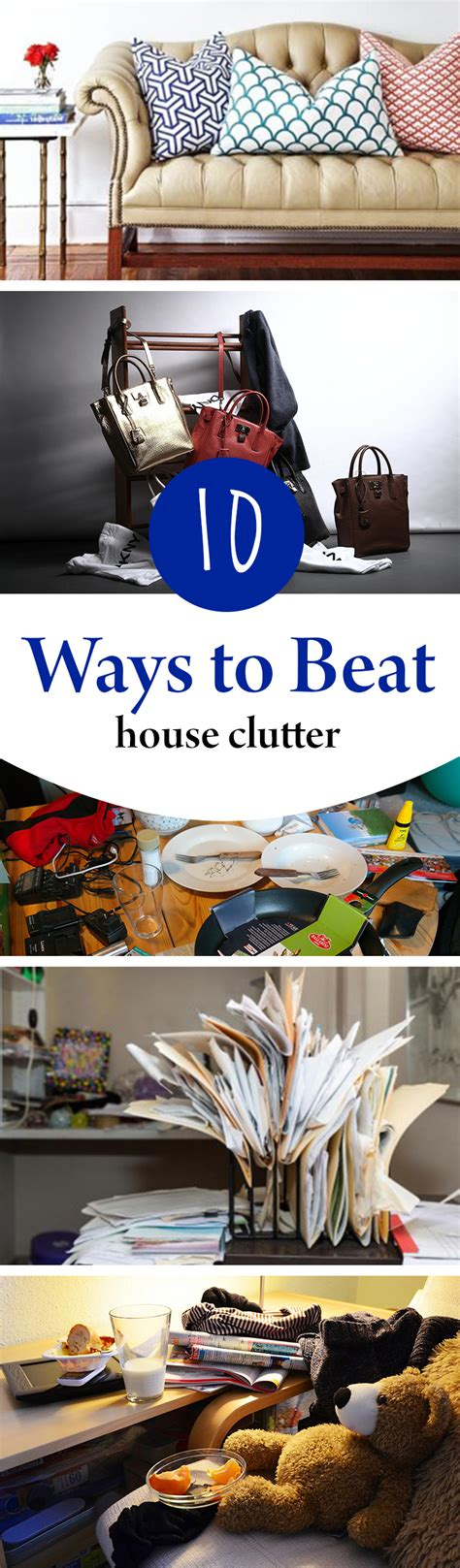10 Best Ways To Beat A Hangover by 10 Ways To Beat House Clutter Page 10 Of 11 Wrapped In