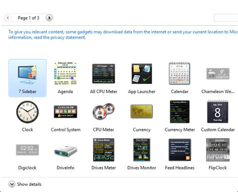 install windows 10 gadgets how to add gadgets back to windows 8 and 10 and why you