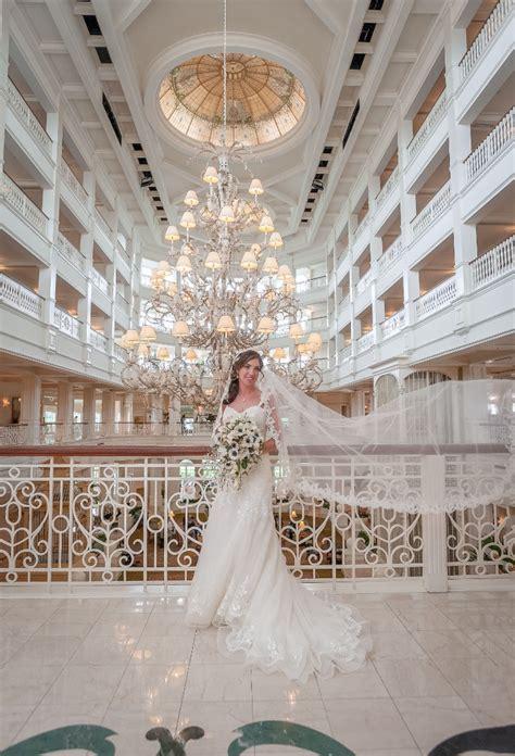 Fairytale Lake Buena Vista Wedding at Disney's Grand