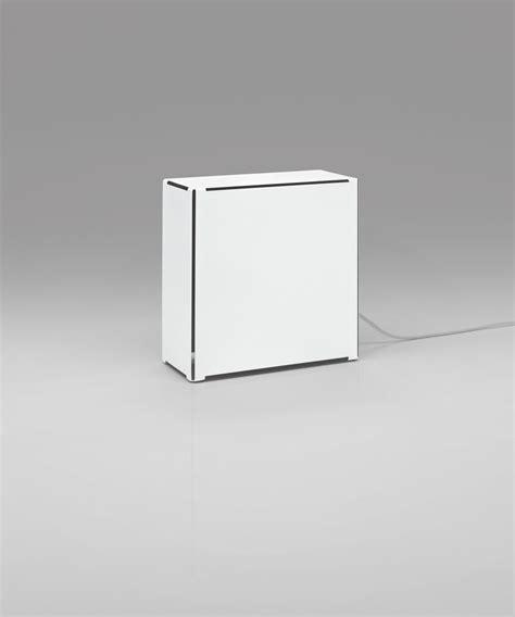 Lu Neon Box neon table light by minimalux design milk