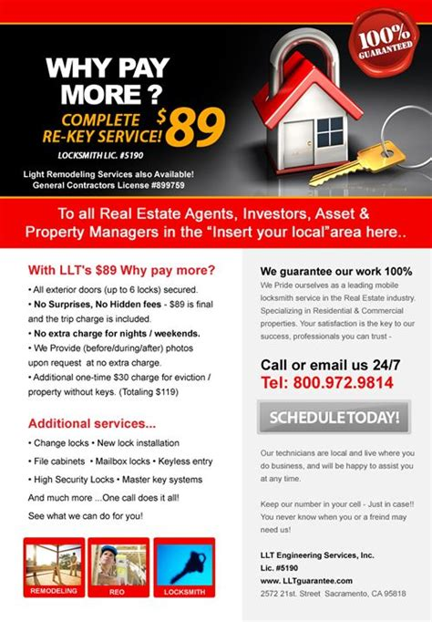 Professionally Designed Real Estate Mortgage Brokers Email Flyer Custom Designed Real Estate Loan Officer Email Templates