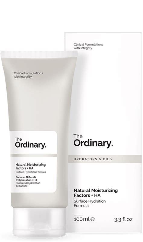 The Ordinary Matrixyl Size Ready the ordinary moisturizing factors ha 100ml