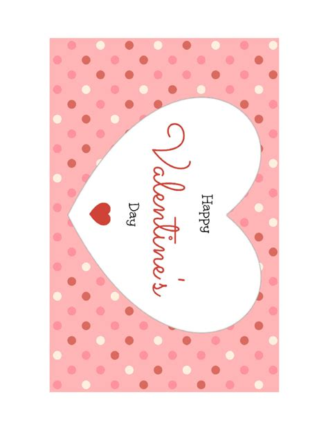 valentines day cards docs template s day card template 5 free templates in pdf