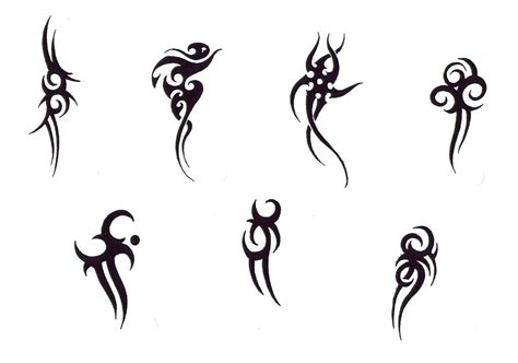 simple body tattoo designs tribal tattoos page 13