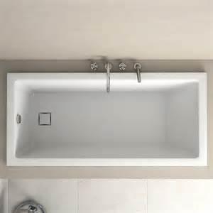 baignoire rectangulaire 150x70 cm acrylique cavallo