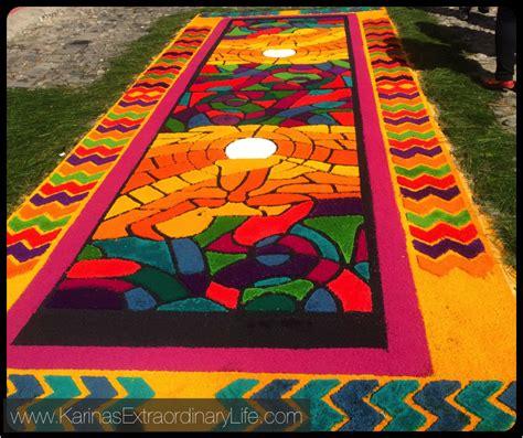alfombras semana santa guatemala obeisance alfombras in guatemala karina s