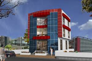 house builder commercial projects