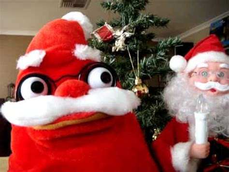 singing santa hats merry from singing santa hat