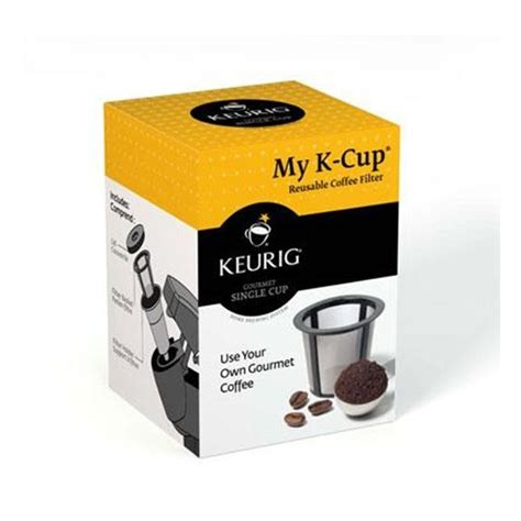 Keurig K Cups Reusable Coffee Filter   Go Green   Pinterest