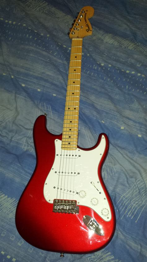 guitare 233 lectrique solid fender american special