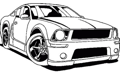 coloring pages cars mustang printable mustang coloring pages coloring me