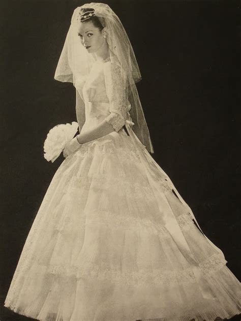 Wedding Dresses For 50 by Lost In The 50 S 50 S Wedding Dresses