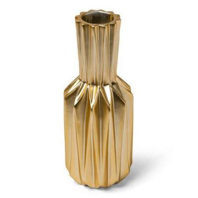 Origami Möbel 3473 by Vase Origami R 233 Sine Or Mat Maplusbelledeco