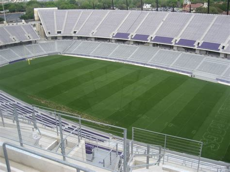 section 401 a amon carter stadium section 401 rateyourseats com