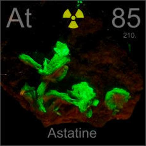 polonium at room temperature pictures stories and facts about the element astatine in the periodic table