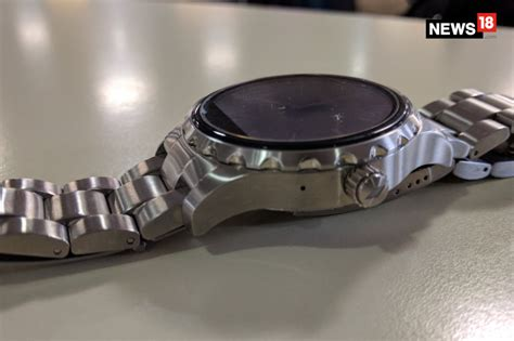 Fossil Qmarshall fossil q marshal stainless steel review the moto 360 news18