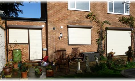 metal window shutters security images