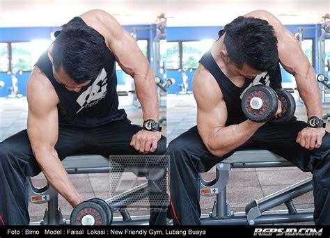 Angkat Barbel program fitness untuk anda yang sibuk reps indonesia fitness healthy lifestyle