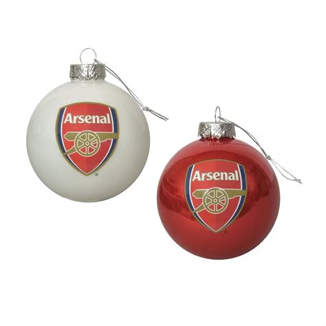 arsenal xmas decorations ultimate gunners gift guide news arsenal com
