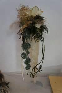 weihnachtsdeko in vasen weihnachtsdeko blumen sylvia in chemnitz