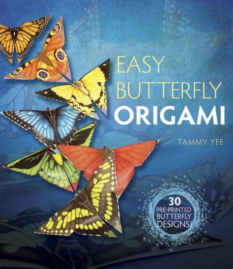 Tammy Yee Origami - easy butterfly origami by tammy yee paperback barnes